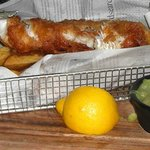 Galleon Grill Fish & Chips