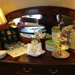 Ariel House afternoon tea