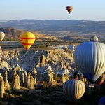 Don´t miss the balloon ride