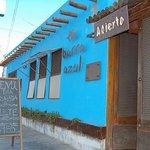 Entrance to Barra Azul