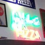 Lou's neon