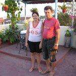 Reinaldo y Yurisa