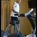 Keep Fit @ Hamurana Lodge Boutique Hotel