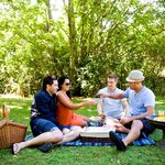Lodge Picnic @ Hamurana Lodge Boutique Hotel