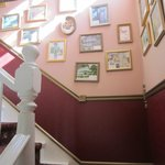 Staircase full of history