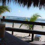 Las Olas Restaurant, Barcelo Capella Beach Resort, Juan Dolio Beach