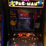 The elusive Baby Pac-Man....