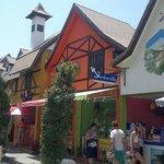 Buildings in Mimosa