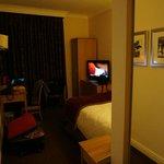 Bedroom view from door