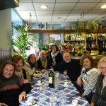 Almuerzo sábado con mis amigos en Maps Bar Drusacco