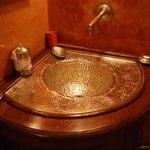 The Ornate Sink