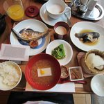 Japaness set menu ( include breakfast )