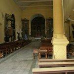 The interior, Bom Jesus Church, Daman.