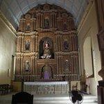 The altar, Bom Jesus Church, Daman.