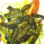 Masonja worms - delicious