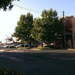 Main Street, Grenfell