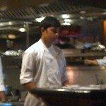 Chef de cuisine Rizky