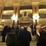 Entering Opera Garnier