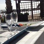 aperitivo sul mare:)