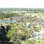 17th Floor panaramoa iPhone5 balcony view