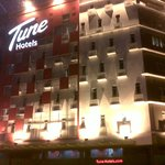 I love Tune Hotels!