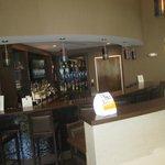 Hotel Lobby Bar area