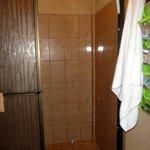 Shower in room #3