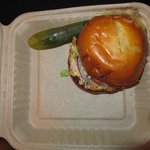 The Passenger burger