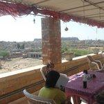 Roof Top Restaurent with amazing view
