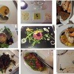 Das Essen bei unserem ersten Besuch - der leere Teller sagt schon alles aus, oder?
