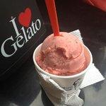 mojito de sandia icecream