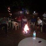 bonfire @ lawn