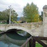 Ponte d'ingresso
