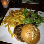 burger sans fromage