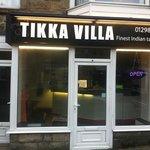 Tikka Villa, Buxton