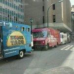 Seoul Taco's mobile unit
