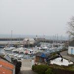 vue sur mer - port
