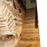 Музейная лестница