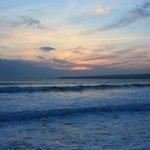 Lahinch Beach at Dusk