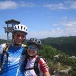 Mountainbike group tours