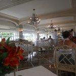 Pergula Restaurant for Bfast