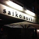 Saiko Sushi front