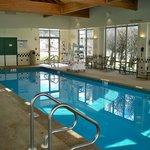 Nice Pool and Hot Tub