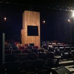 theater and projection booth