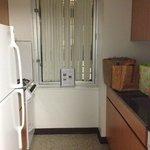 Room 1124 kitchen