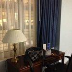 Room 1124 desk