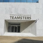 The infamous Teamsters's buliding, Jimmy Hoffa office.