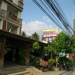 Ao Nang Goodwill from the street