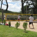 Beach tenis en Pinamar Tennis Club