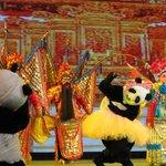 Kung Fu Panda Show Shichahai Sports Academy